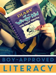 Boy-Approved Literacy
