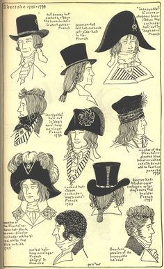 History of Hats | Gallery - Chapter 12 - Village Hat Shop