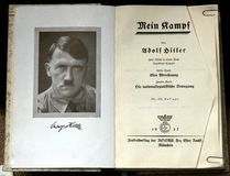 Genealogical Gems: On This Day: Hitler published Mein Kampf