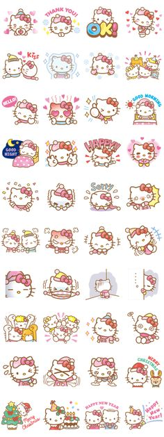 Hello Kitty + Animated Stickers - LINE Sticker