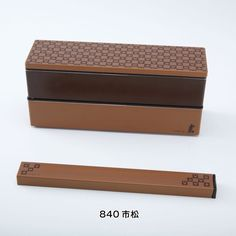 Japan Yaxell Disney Mickey Mouse Ichimatsu Design Double Layer Bento Box Set #Yaxell