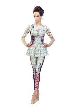 IPNG Blouse Turkey Design, Pastel Colours