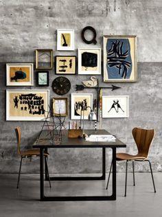 [Decotips] Guía para colgar y crear composiciones decorativas con cuadros   Decoración