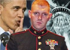 MARINE ARRESTED FOR THIS FACEBOOK POST ABOUT OBAMA! (Video) Read article.. then down on the page is the video! THIS IS HERE IN AMERICA!!!!!
