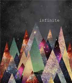 Galaxy by Sofia Mesa, via Behance