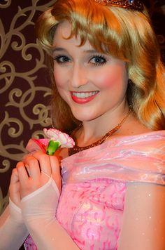 Princess Aurora | Flickr I like her makeup