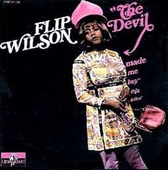 .The Devil made me do it..Geraldine! Bought this album for my folks for Valentines day!..way back when