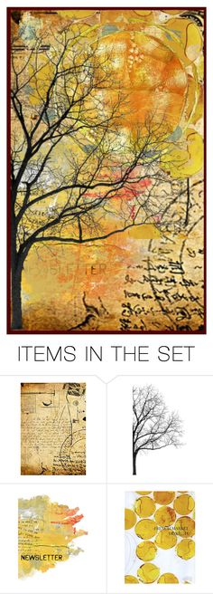 """""""The Old Tree Knows"""" by boobetty ❤ liked on Polyvore featuring art"""