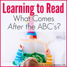 Learn to Reading - What Comes AFTER the ABCs - 575x575