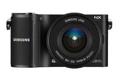 An amazing Samsung NX210! Have a look at its detailed features.