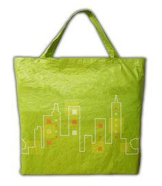 Green City Tyvek Bags - CLEARANCE