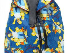 THE SIMPSONS Backpack