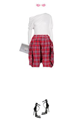 """""""All my babies bling"""" by nastasiaboursi on Polyvore featuring Tom Ford, Proenza Schouler, R13, Giuseppe Zanotti and Gucci"""