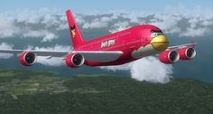 Angry Birds airlines