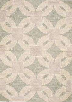 new england rug co. -- flat weave rug.  great design!