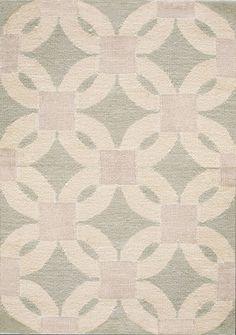 new england rug co. -- flat weave rug.  great design!