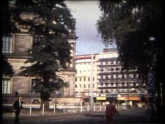 Straßenbahn in Hannover (1970er-Jahre, Innenstadt) - YouTube