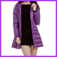Ukraine Women Ultra Light Down Jacket Hooded 90% Winter Duck Down Jackets Women Parka Zipper Coats Plus Size 6XL abrigo blanco