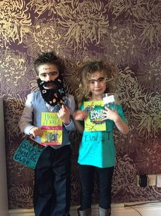 How amazing do Alfie and Ava look? World book day is an easy way to get children interested in reading, what better time to use our Roald Dahl resources. Book Characters Dress Up, Character Dress Up, Roald Dahl Day, Roald Dahl Books, Mrs Twit, Roald Dahl Costumes, World Book Day Ideas, Roald Dahl Fancy Dress, The Twits