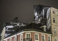 UNFRAMED PROJECT and museum show in BADEN BADEN | JR - Artist