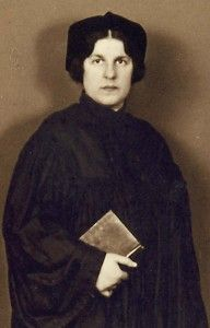 Rabbi Regina Jonas. The first female rabbi ever to be ordained was Regina Jonas of East Berlin. On December 25, 1935.