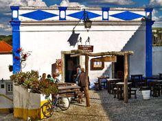 Café @ Óbidos, Portugal