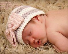 Baby Crochet Hat Pattern - Crochet Pattern No.111 Newborn Baby Toddler Kid Child Sizes