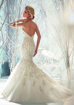 Vestidos de Novia / Mori Lee / NOCM (038) -- // La Casa Blanca // --