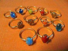 childhood Die Ringe waren ein absolutes Muss a -