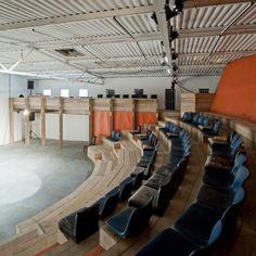 The Yard Theatre, Hackney Wick : Christopher Daniel