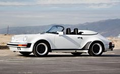 """Porsche 911 Speedster. We'll let Seinfeld himself explain why he owned this classic Speedster: """"One of my favorite 911s and another of the greatest summer cars of all time. I like the Star Wars Storm Trooper look with a snazzy low-cut top. I've had five different '89 Speedsters over the years in different colors. Loved every one. This one is cool because it doesn't have A/C. Lighter."""" It sold for $363,000 (approx £257,554)."""