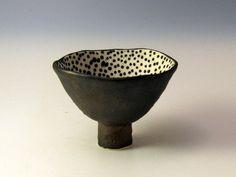 Carolyn Hazel Drake click now for info. Ceramic Tableware, Ceramic Clay, Porcelain Ceramics, Ceramic Bowls, Ceramic Pottery, Pottery Art, Stoneware, Hand Painted Ceramics, White Ceramics