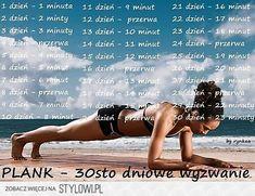 plank - 30-dniowe wyzwanie