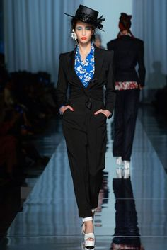 Jean Paul Gaultier Spring/Summer 2017 Couture Collection | British Vogue