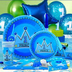 Prince Birthday Decorations Promotion-Shop for Promotional Prince ...