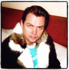 #tbt the Gsus pimp coat as featured in the 'Take Me Away' video. Pulled some proper Jedi moves in that I tell ya :-)
