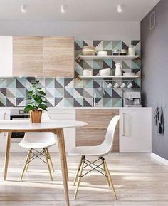 What a beautiful kitchen. via @limaonagua #scandinavian #interiors #minimalism #simplicity #kitchen
