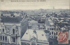 Postcard Old Rio de Janeiro