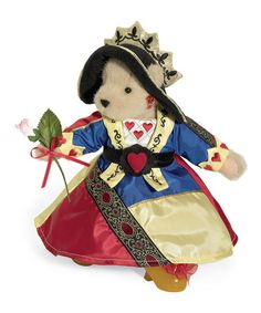 Take a look at this Queen of Hearts Couture Muffy® by North American Bear Co. on #zulily today!