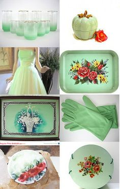 We Love Vintage Gifts--Pinned with TreasuryPin.com