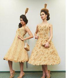 Magazine :: Fashion :: Истина в вине, а винные пробки — в дизайне