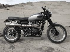 Have a look at many of my favorite builds - stylish scrambler ideas like Norton Cafe Racer, Yamaha Cafe Racer, Scrambler Custom, Triumph Scrambler, Scrambler Motorcycle, Triumph Bonneville, Cafe Racers, Triumph Rocket, Classic Bikes