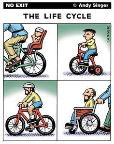You weren't kidding when you said cycling was your life. #bikelife #bicycling…