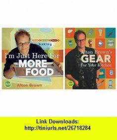 alton brown gear for your kitchen pdf