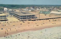 Blue Surf Motel Apartments - Bethany Beach, Delaware by The Pie Shops, via Flickr