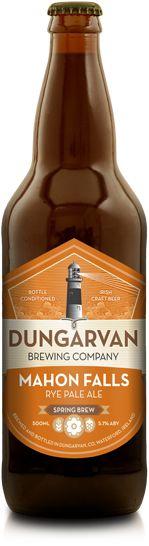 Mahon Falls Rye Pale Ale - Dungarvan Brewing Company