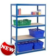 Duffy Discount offers a wide selection of long span racking and longspan shelving to cater for all needs and more at discount price.  Browse: http://www.duffydiscount.com/Pallet-Racking/LONG-SPAN-SHELVING