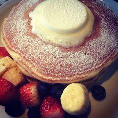 Pancake&Frute@IVYPLACE
