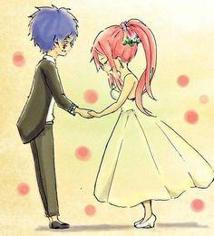 Jerza wedding which seriously needs to just happen already!