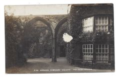 Vintage RP postcard The Arches, Canory House, Peterborough. pmk 1915 in Collectables, Postcards, Topographical: British | eBay!